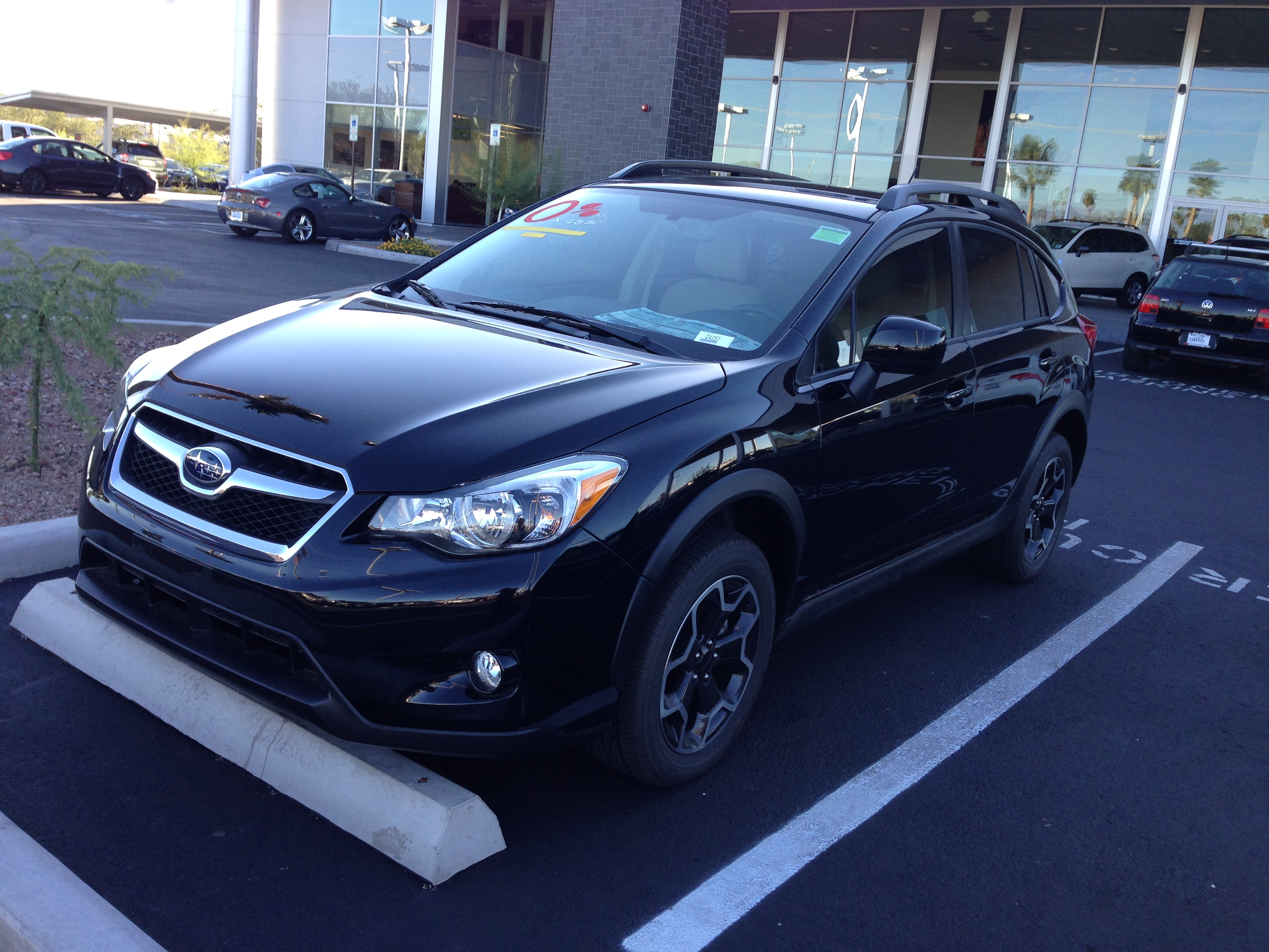 Subaru Showdown 2015 Forester vs 2014 XV Crosstrek – Zac Baker