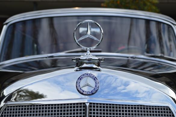 1967 Mercedes-Benz 300D